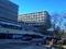 Das Universitätsklinikum Benjamin-Franklin in Steglitz. Hier wird die Starkstrom-Anlage mit zusätzlichen Mitteln saniert.